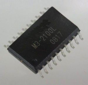 M3-2100 single track decoding IC